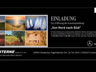 Nordsterne Vernissage